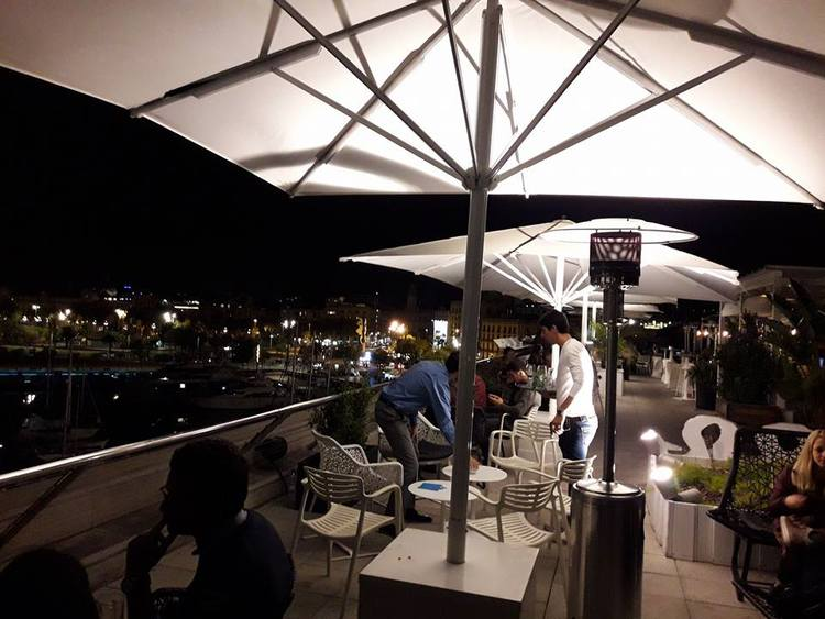 The Best Restaurants With Sea Views In Barcelona Lugaris