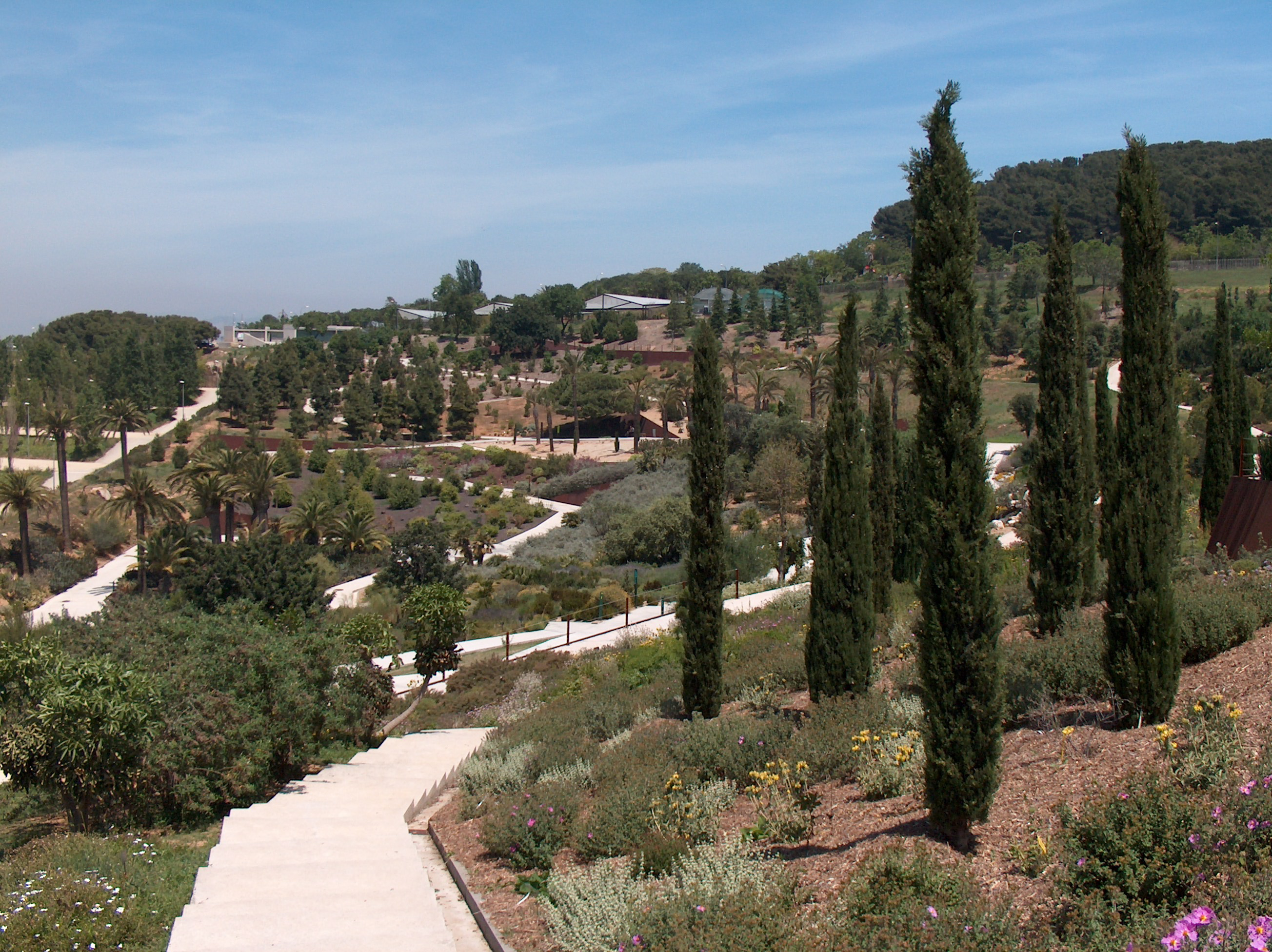 Лучшие парки Барселоны для семейных прогулок с детьми Лучшие парки Барселоны для семейных прогулок с детьми Botanical garden