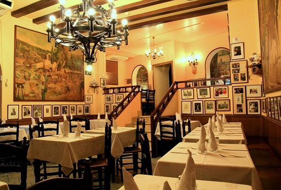 the oldest shops in barcelona- Can Culleretes