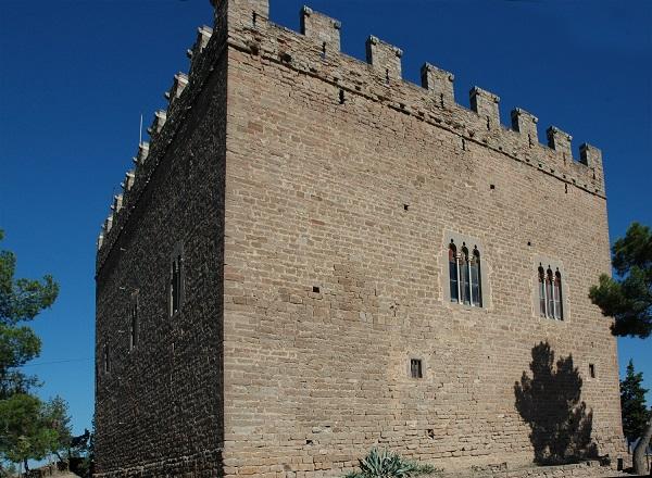 balsareny, castles near barcelona