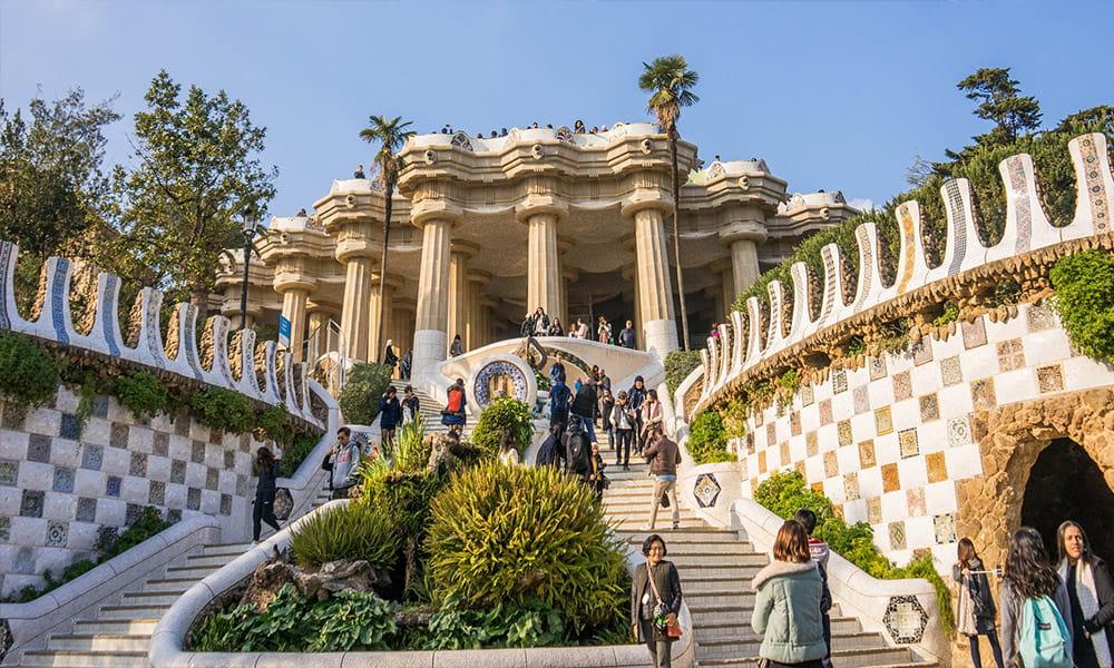 Todas Las Obras De Gaudí En Barcelona Lugaris