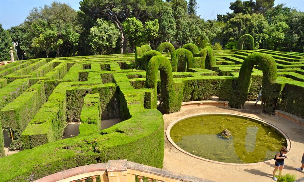 El Top 10 De Los Parques Más Bonitos De Barcelona Lugaris