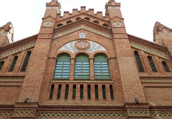 Mercat de Sants. Barcelona